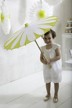 a Daisy-Themed Shower or Birthday Party
