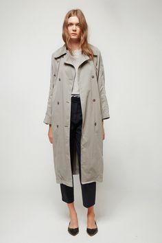 Wood Wood Bernadette trench coat