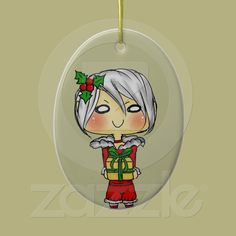 Christmas Gift Christmas Ornament from Zazzle.com