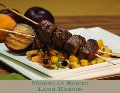 Moroccan spiced lamb #lamb recipes