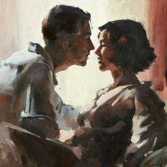 Kiss of art