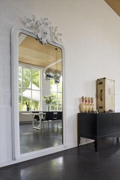 love large mirrors!