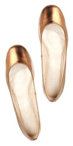Copper flats? Yes, please!