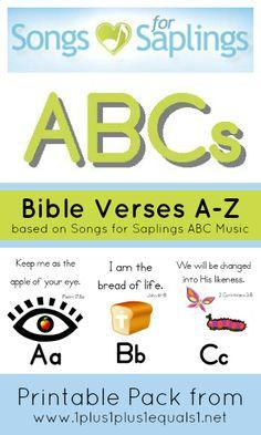 A - Z Bible verses