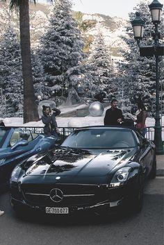 SLS AMG & California