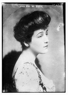 Mrs. Ava W. Astor