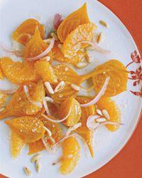 Beet Salad with Tangerines Recipe on Food & Wine