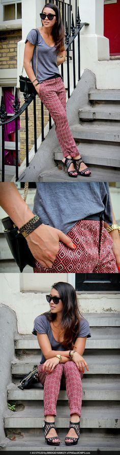 Black Beaded Bracelet Cotton Cord Bracelet by JeannieRichard, $50.00