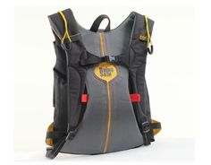 This kevlar protection backpack is intended to protect people living in countries where personal safety is not a guarantee.