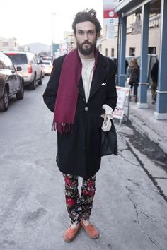Alex Ebert via TSB