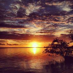 Sebastian River, Florida @ Sunrise