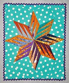 paperpiec star, art quilt, quilt block, stars, paper piec, fiberact, dian wright, wright art, star state