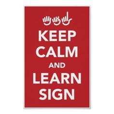 Learn ASL!