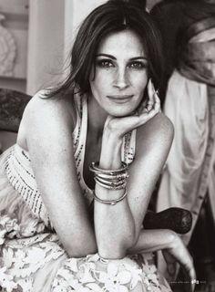 Timeless Beauty. America's Sweetheart. #Julia #Roberts #Beautiful
