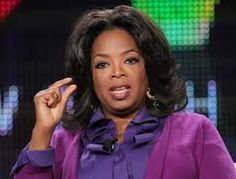 Ask Oprah Winfrey for Financial Assistance