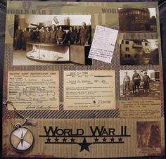 WWII (left) - Scrapjazz.com