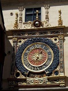 Le Gros Horloge, Rouen