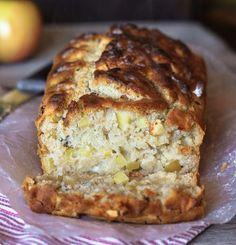 Apple Quick Bread | FaveGlutenFreeRecipes.com (yeast-free bread recipe, gluten free bread recipe, apple bread recipe)