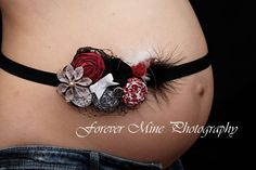 Create your own rosette Maternity Sash for by sugarsugarhigh, $25.00