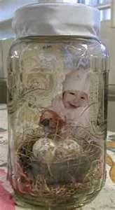 for baby memory jars