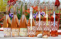 Great Rose only vintner...North Fork, Long Island...and the sweetest tasting situation....go!