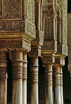 Moorish Columns