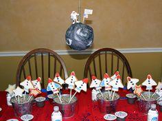 NASA Birthday Party