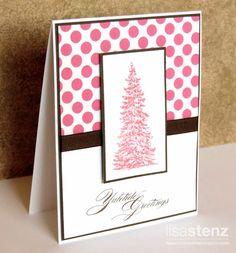 Lisa's Creative Corner: Washi Tape Christmas Card