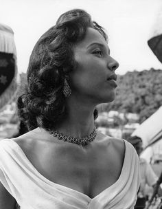 Dorothy Dandridge,  was an American actress and singer, and was the first African-American to be nominated for an Academy Award for Best Actress.
