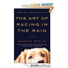 The Art of Racing in the Rain by Garth Stein. Loved this book