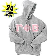 Gamma Phi Beta Sorority 24-Hour Sweatshirt $43.95