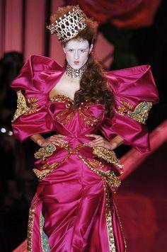 Christian Dior Haute Couture Autumn 2004
