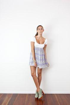VEGABOND DE LUXE: SAMANTHA DRESS