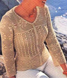 Diagram: ♪ ♪ ... #inspiration #crochet #knit #diy