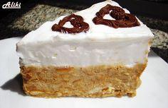 Plazma kapućino torta