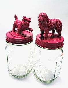 Mason Jars, Dogs Resin Crafts: Jewelry Clay for Mason Jar Projects