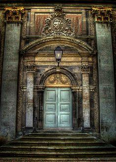 irish door