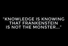 Journey into Fandom  Frankenstein MD