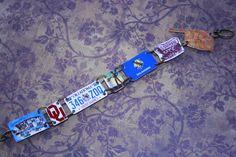 Love this Oklahoma bracelet! except the OU charm lol