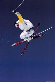 ski jump #skiing air