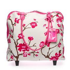 Floral High Roller Bag.