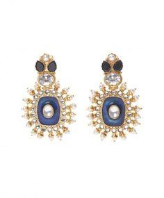 Blue Crystal Pearl D...