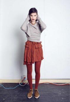 Eco fashion.