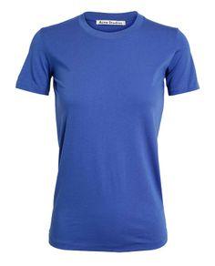 ACNE | Bliss Classic Cotton T-Shirt