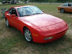 "This 1989 Porsche 944S2 [VIN WP0AB2949KN451627] has barely been used, with fewer than 27k miles on the clock. Beyond the typical ""never seen..."