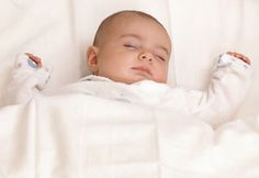 Tips for getting your baby to sleep through the night - good info!