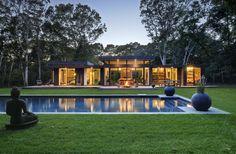 13 Robins Way Residence in Amangansett, NY by Bates Mais Architects