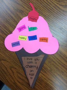 Kindergarten Smiles: Mother's Day Crafts