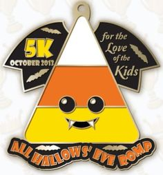 All Hallows' Eve Romp 5K (October)
