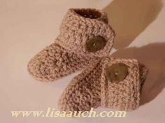 BABY BOOTIES-CROCHET-PATTERNS-BOOTIES